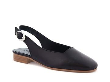 svart sko