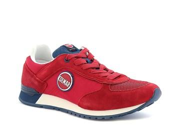 röd sneaker
