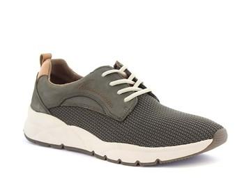 grön sneaker