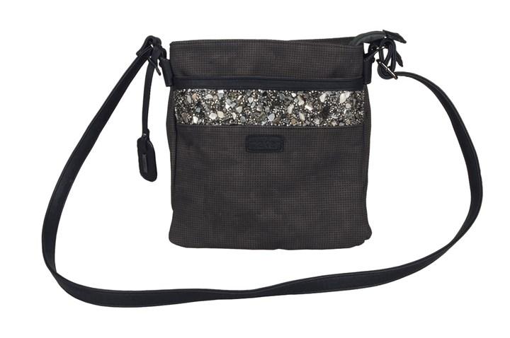svart väska