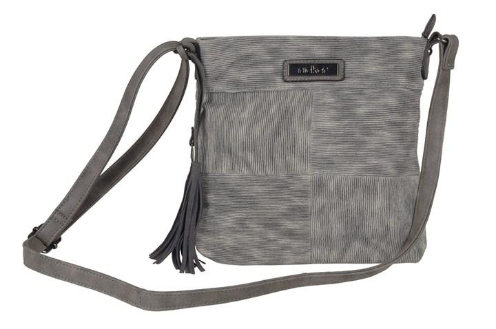 grå väska