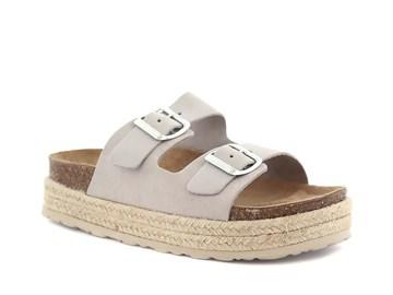 beige sandal ella