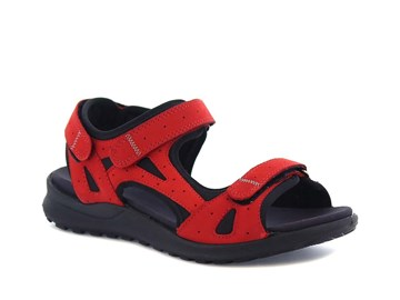 röd sandal